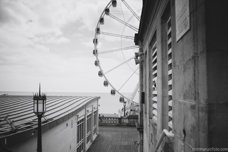 Brighton Pier, cristina ruiz wedding photographer