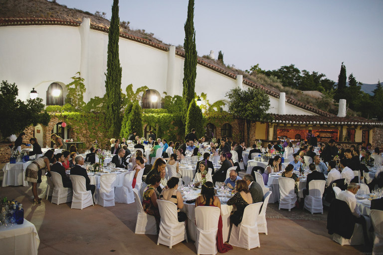 Nice venue in Granada for civil weddings