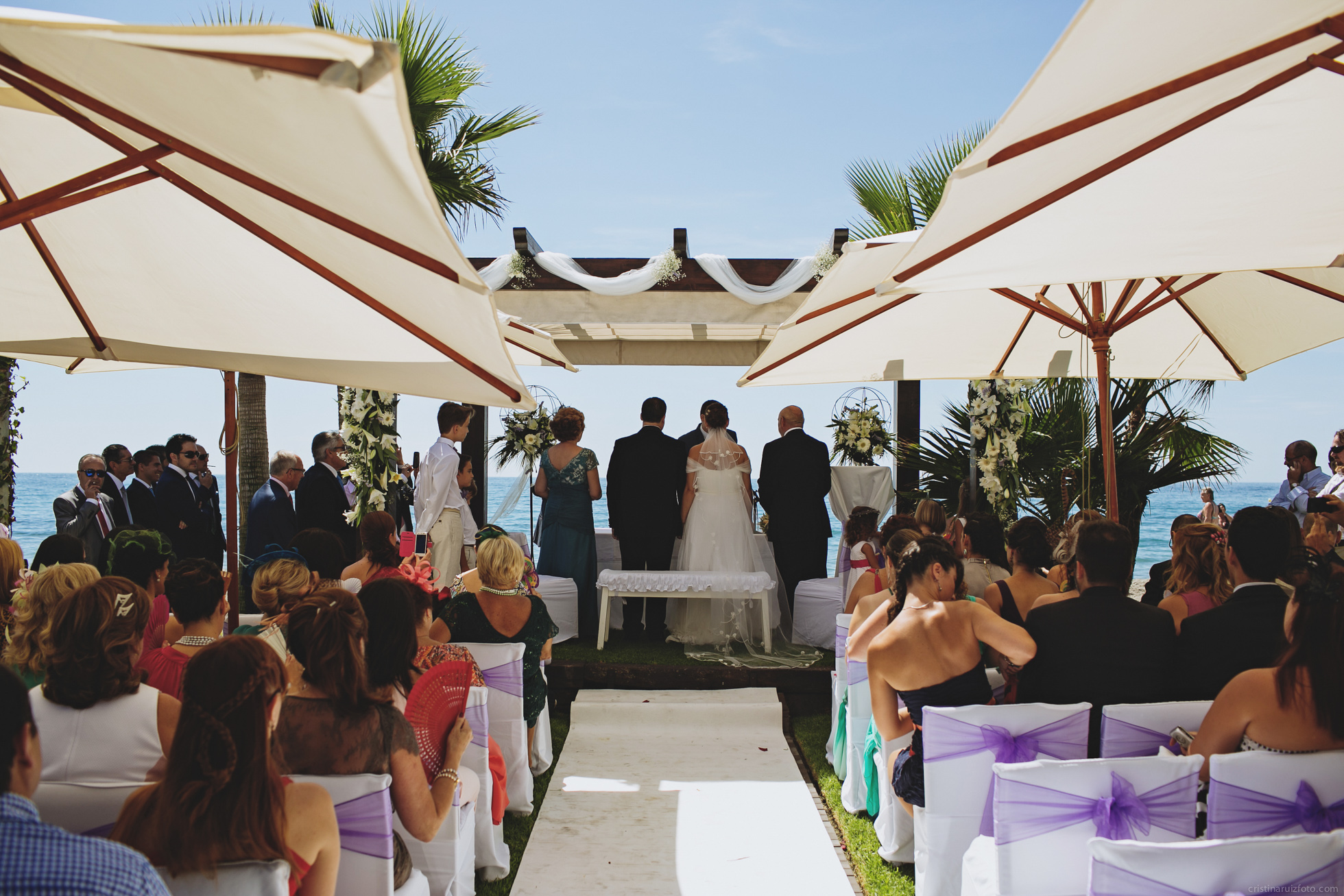wedding photographer hotel las marinas nerja malaga