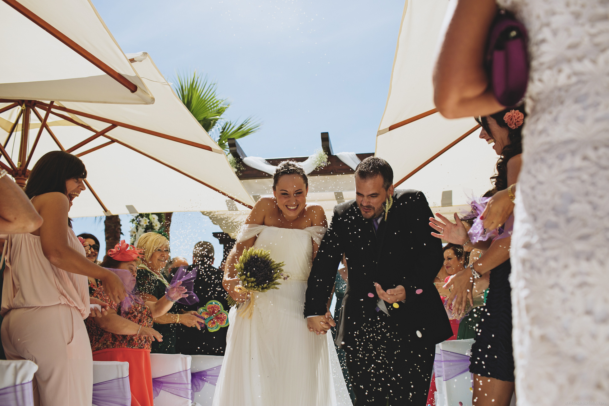 english speaking wedding photographer hotel las marinas nerja malaga