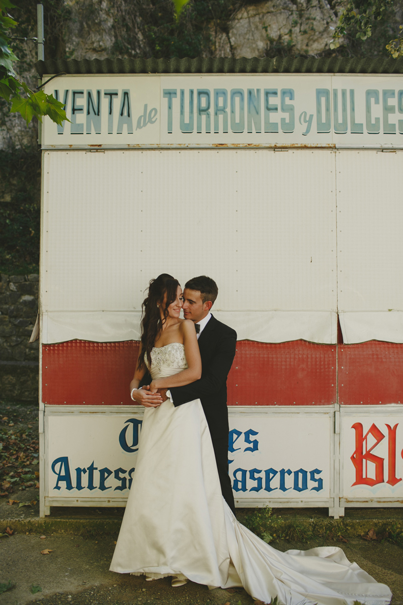 mixed wedding in spain