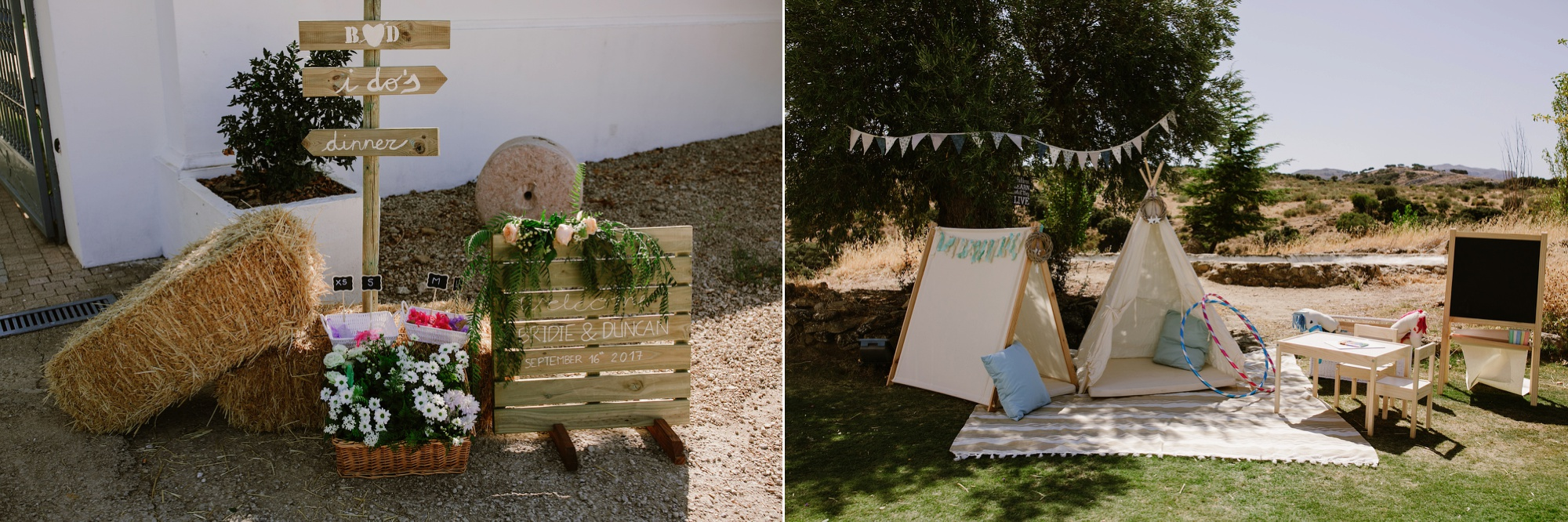 get married in Ronda Mountain Resort