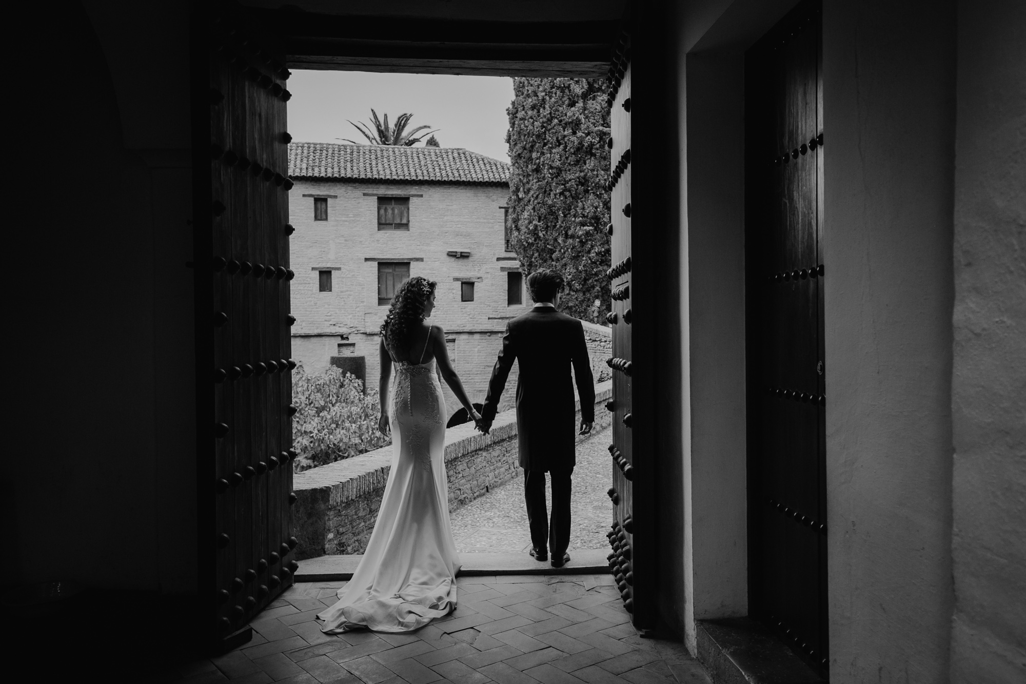 my wedding in granada