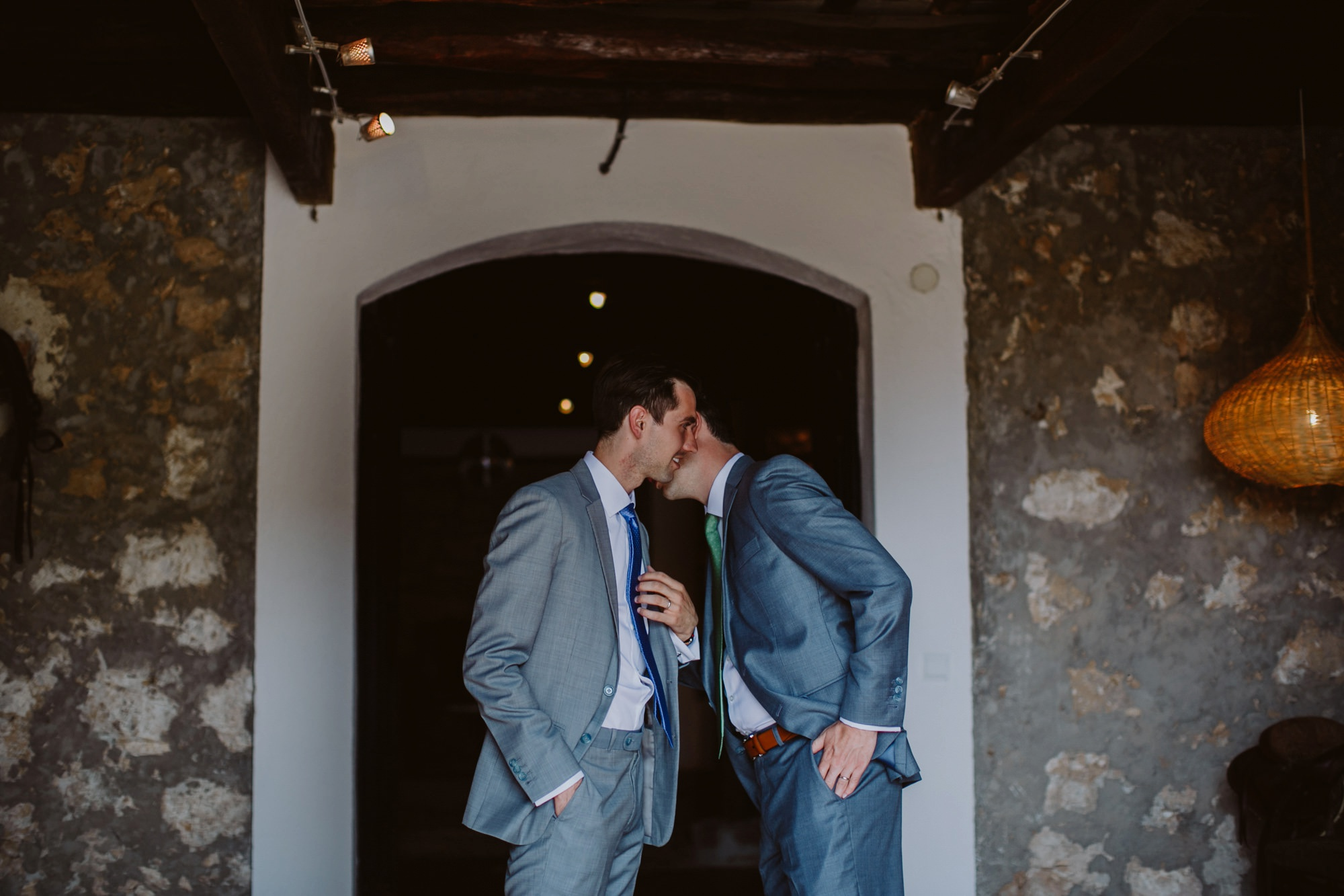 gay couple gets married spain