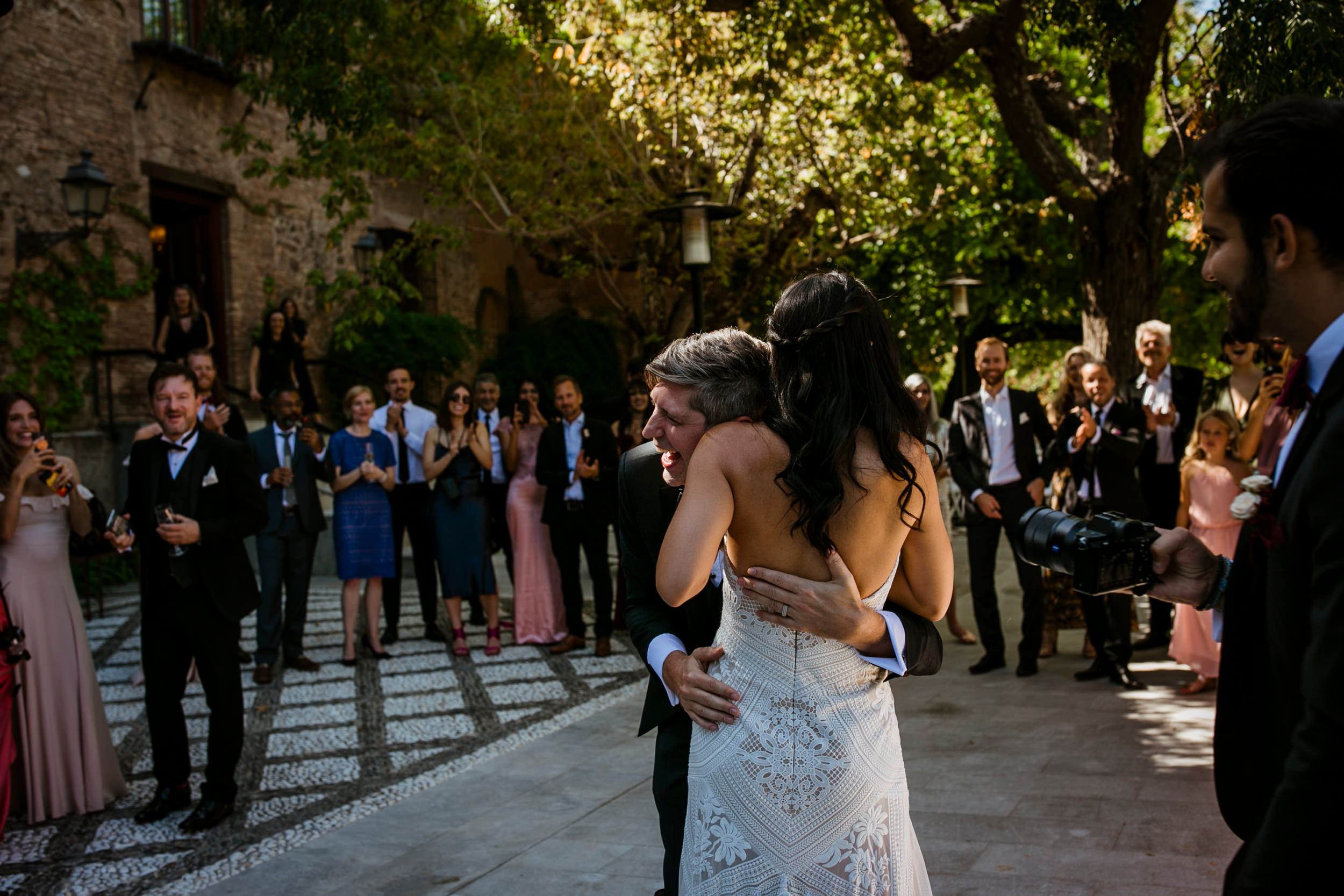 real wedding granada