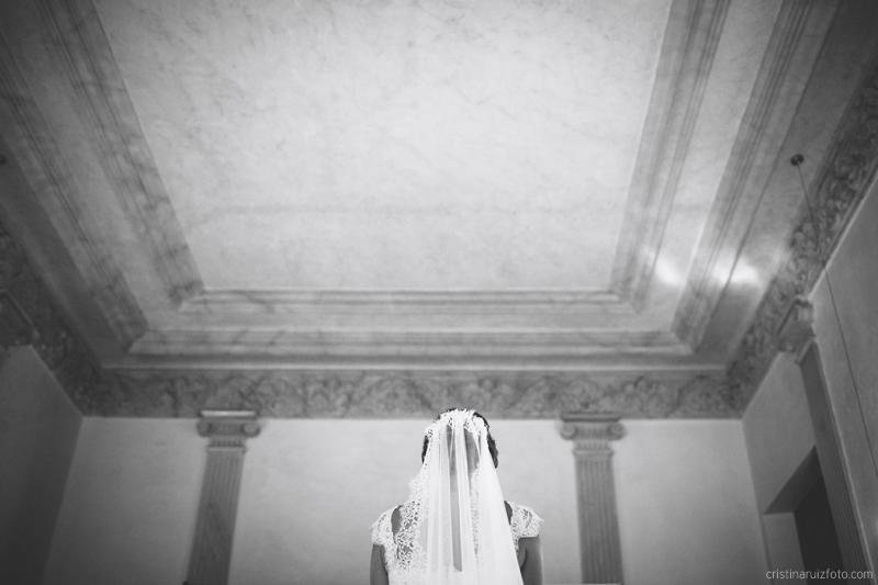 reportaje de boda granada, boda en el palacio de los patos granada
