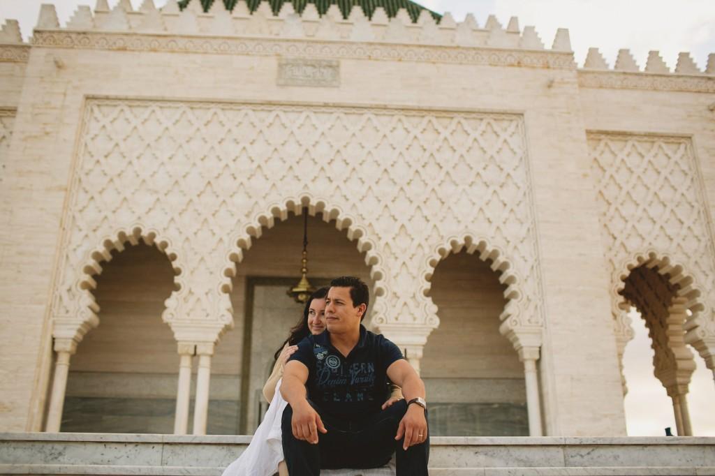 Preboda en Rabat, photographe de mariage rabat The Hassan Mosque, cristina ruiz foto