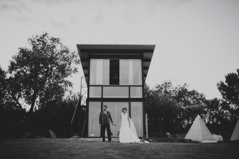 reportaje de boda casona del lago