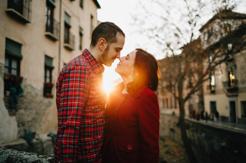 engagement photoshoot Granada