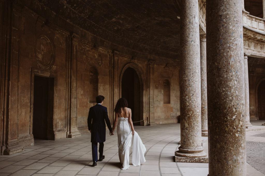 wedding photos alhambra, photographer granada, cristina ruiz foto