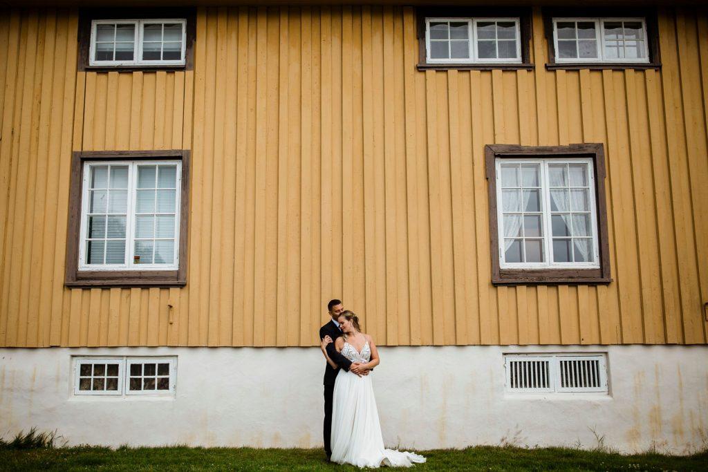 real wedding norway