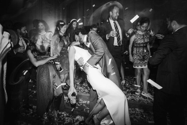 boda en hotel palacio santa paula
