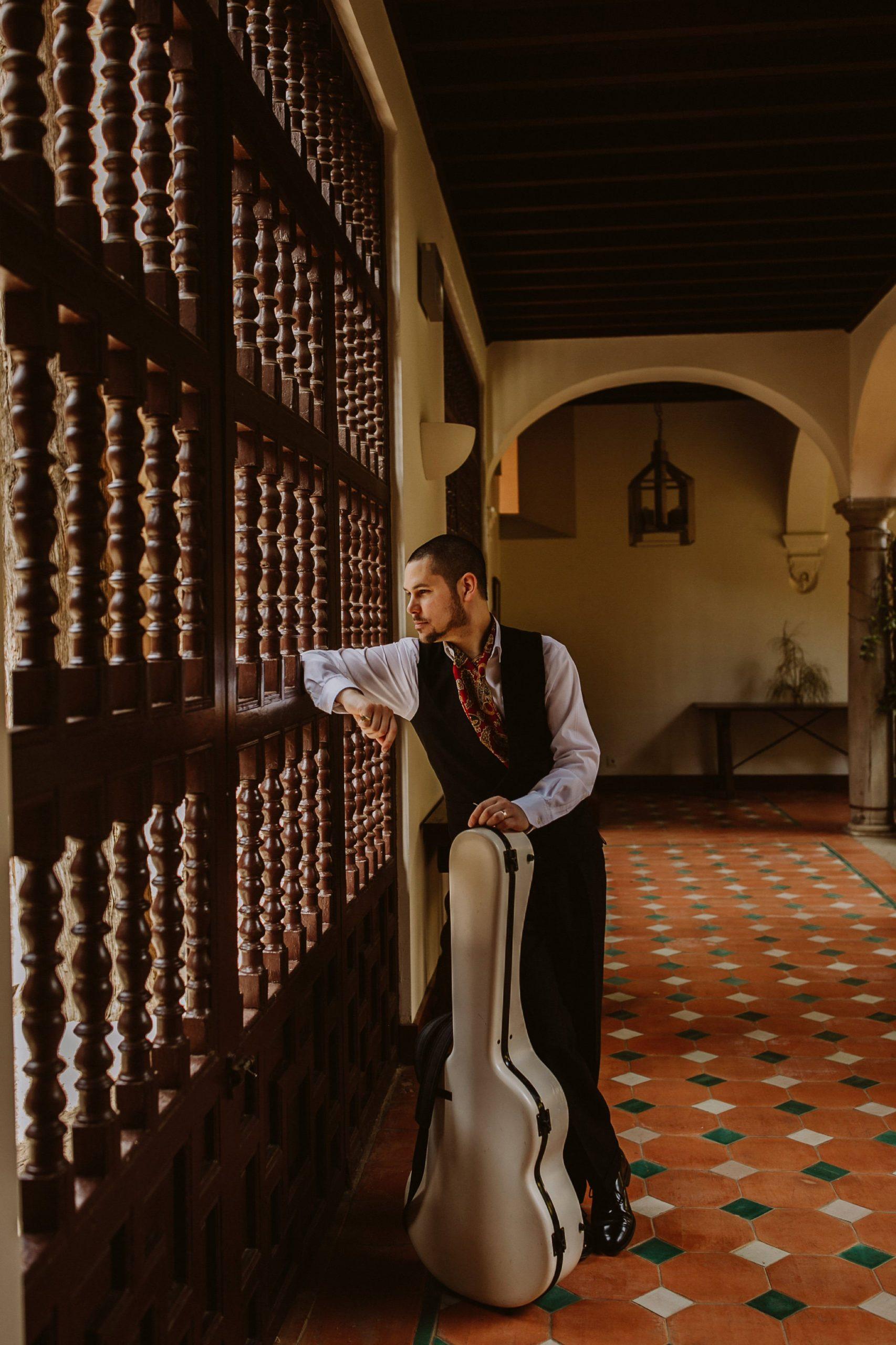 Samuel Moore Alhambra Granada